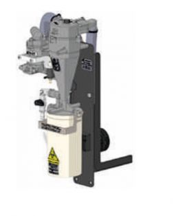 Separador de amalgama ISO 18 para Turbo Smart CUBE