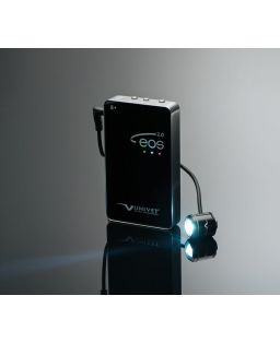 Luz LED para lupas EOS II Europe