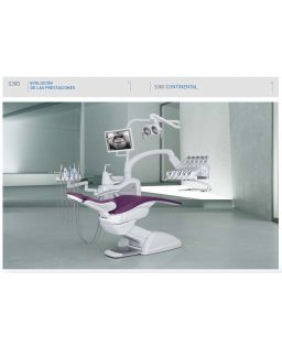 Sillón dental S300