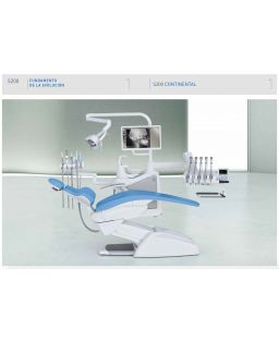 Sillón dental S200