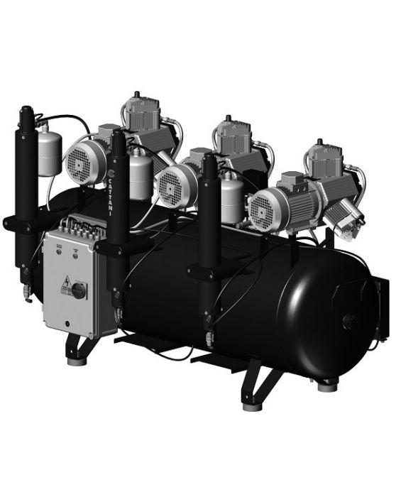 Compresor AC 910